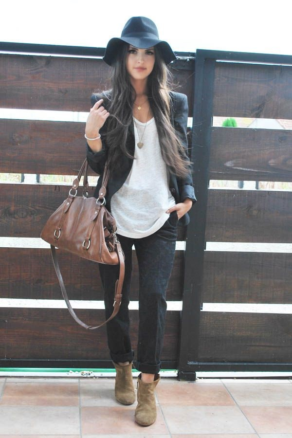 Adorable Boho Casual Outfits to Look Cool (25)