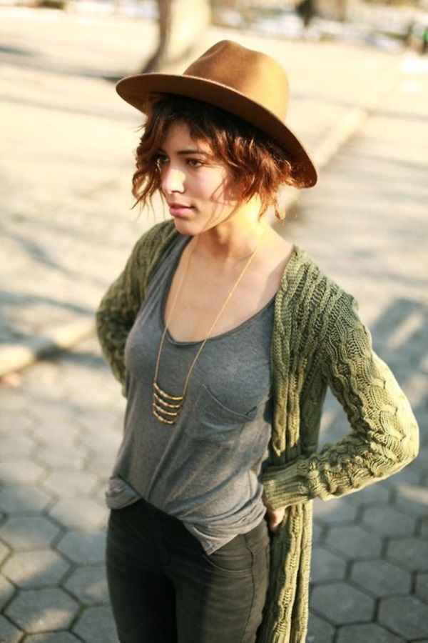 Adorable Boho Casual Outfits to Look Cool (34)