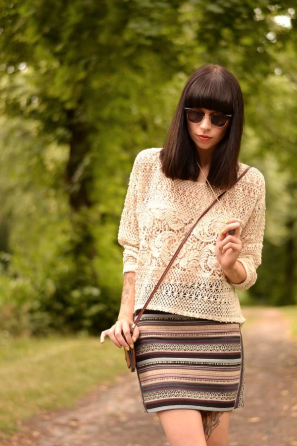 Adorable Boho Casual Outfits to Look Cool (40)