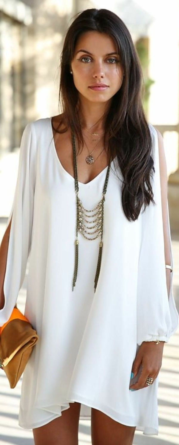Adorable Boho Casual Outfits to Look Cool (42)