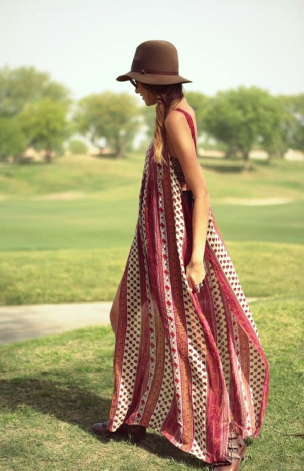 Adorable Boho Casual Outfits to Look Cool (55)