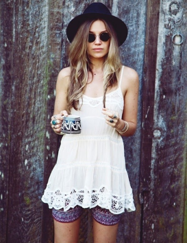 Adorable Boho Casual Outfits to Look Cool (61)