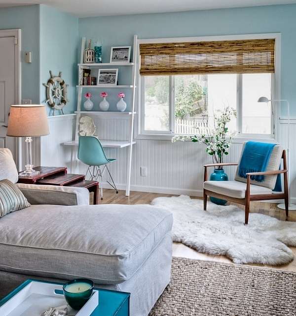 Peaceful Bedroom Colors And Decorating Ideas: 40 Peaceful Coastal Decorating Ideas