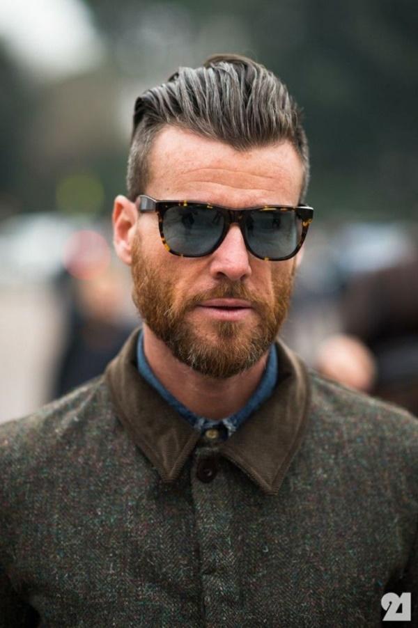 Прически мужских бород