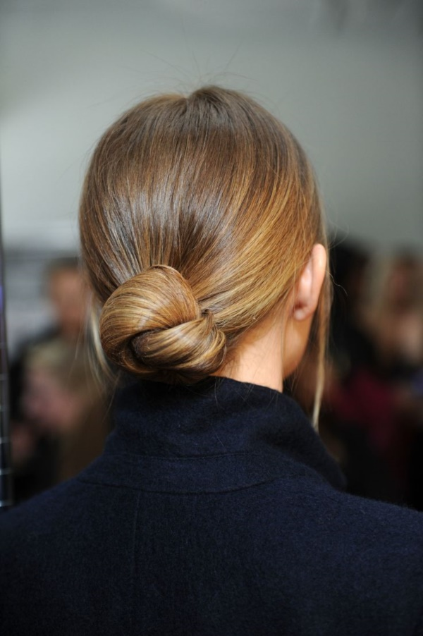 45 Arresting Party Hair Bun Ideas