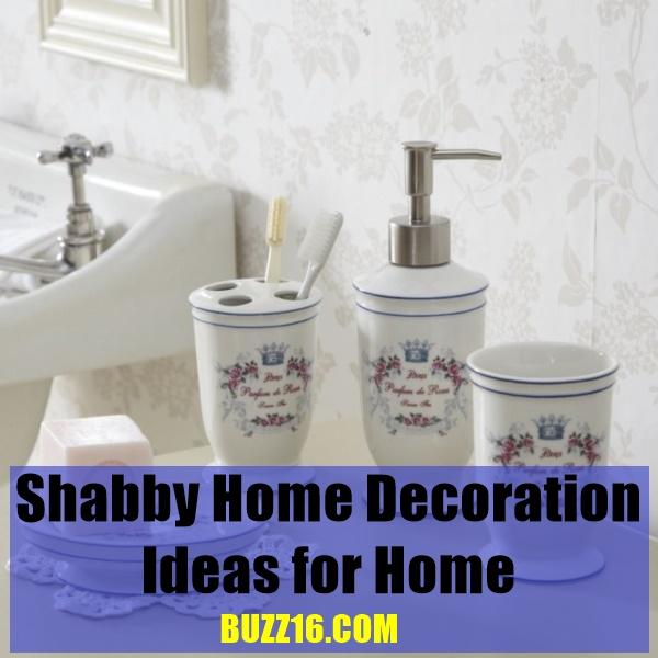 shabby home decor ideas0461