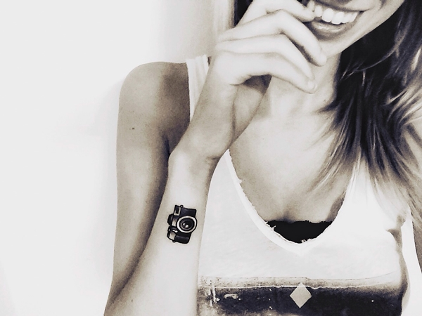 40 Cute Tiny Tattoo Ideas For Girls 17