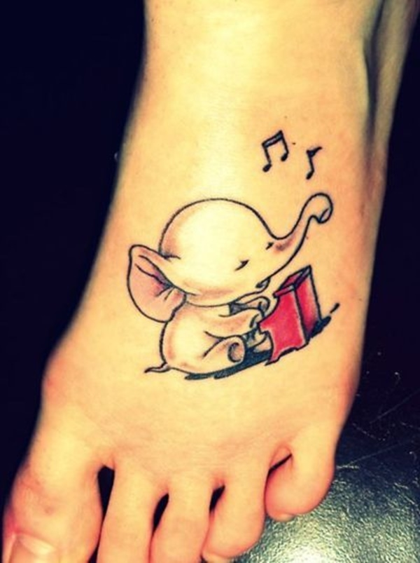 40 Cute Tiny Tattoo Ideas For Girls 40