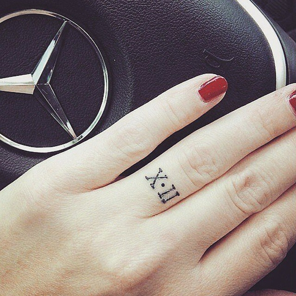 40 Cute Tiny Tattoo Ideas For Girls 44