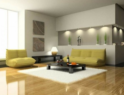 Best Colors for Living Room - Feature
