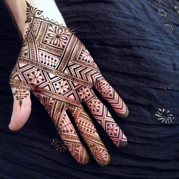 Beautiful Mehandi Designs For Weddings (44)