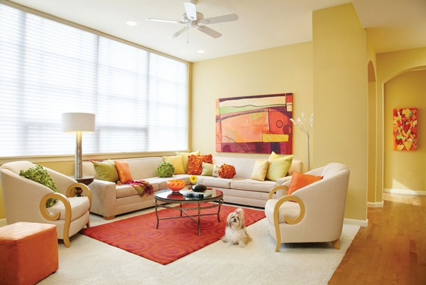 Best Colors for Living Room.7