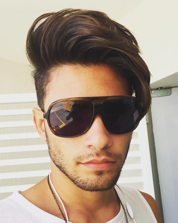 Wondrous Hairstyle Boy Pic 2016 Best Hairstyles 2017 Hairstyles For Men Maxibearus