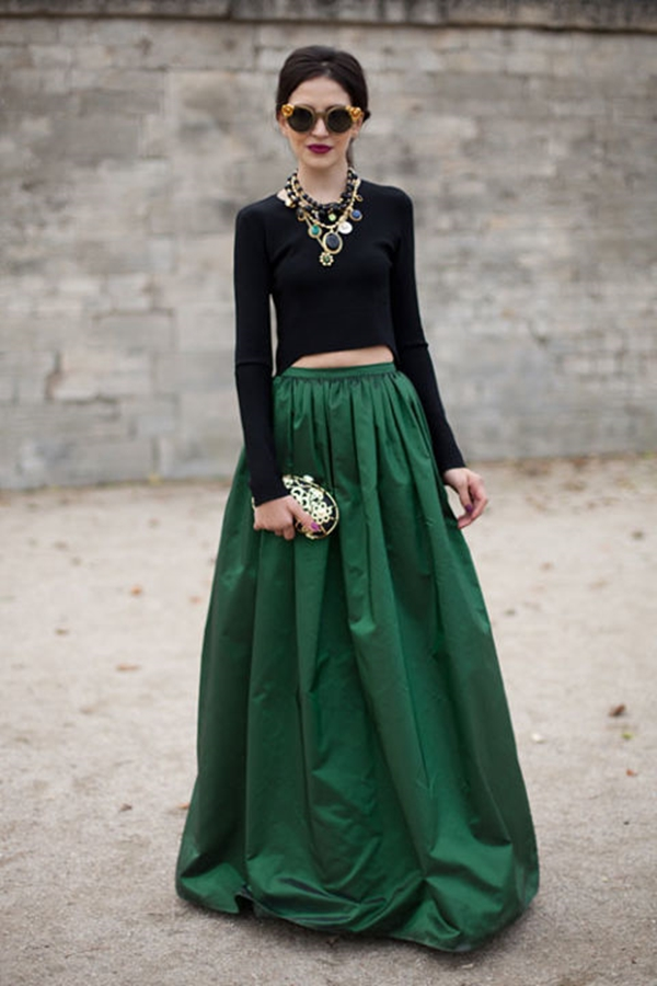 Formal Maxi Skirt Outfits | Jill Dress