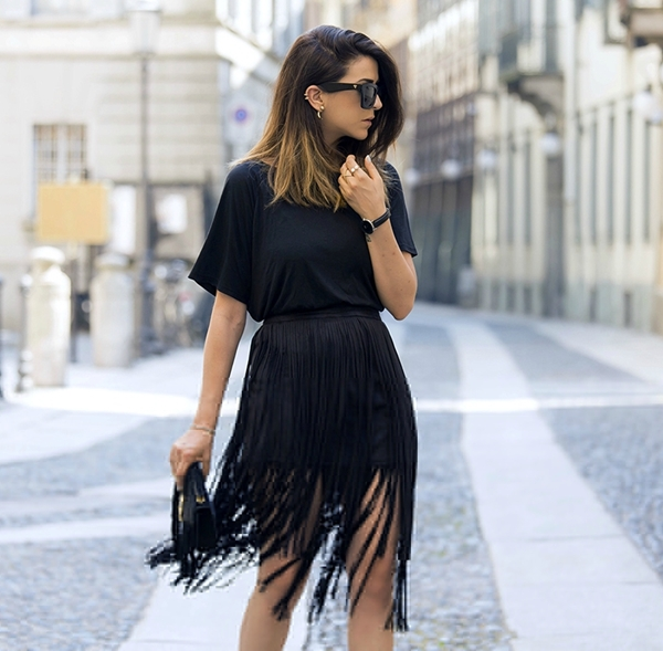 Must Try Skirt Outfits for summer 2016 - 15
