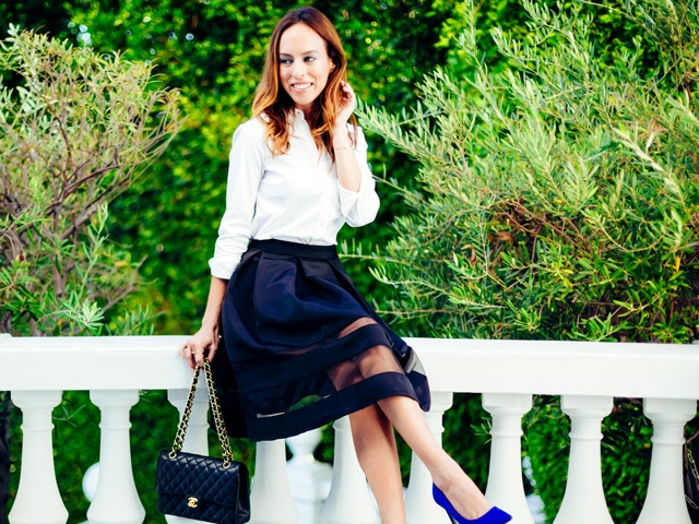 40 Must Try Skirt Outfits for summer 2016
