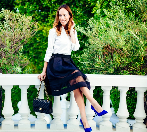 Must Try Skirt Outfits for summer 2016 - 20