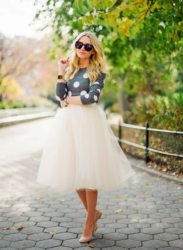 Must Try Skirt Outfits for summer 2016 - 22