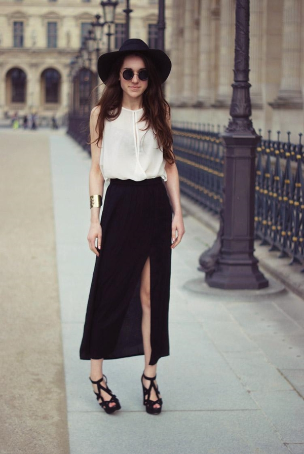 Must Try Skirt Outfits for summer 2016 - 27