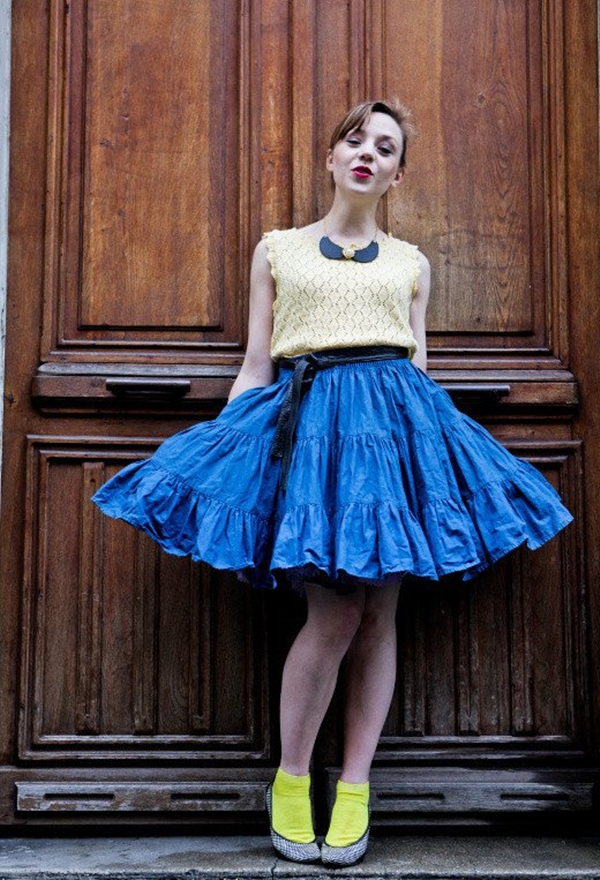 Must Try Skirt Outfits for summer 2016 - 28