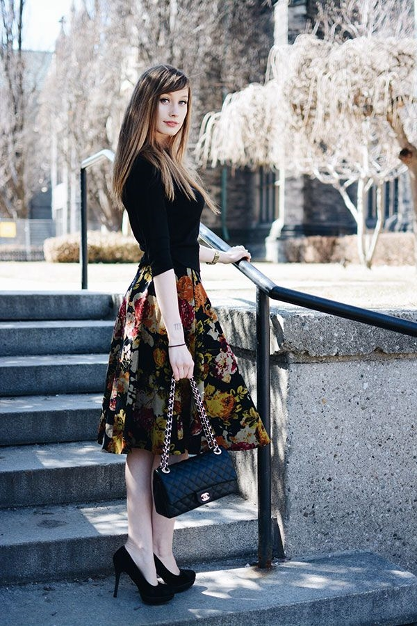 Must Try Skirt Outfits for summer 2016 - 31