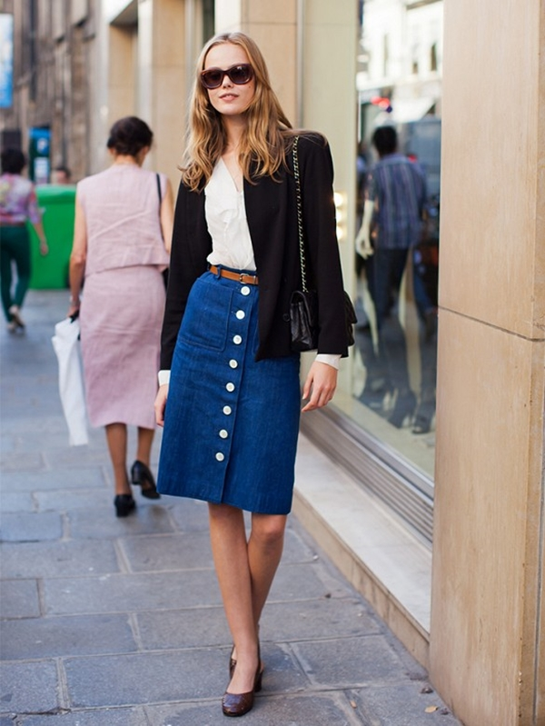 Must Try Skirt Outfits for summer 2016 - 32
