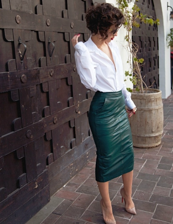 Must Try Skirt Outfits for summer 2016 - 33