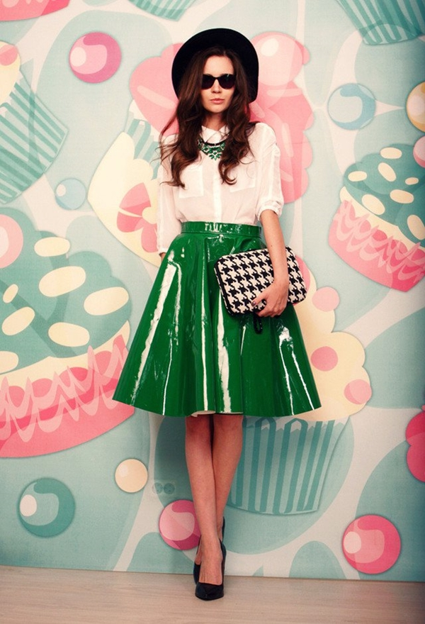 Must Try Skirt Outfits for summer 2016 - 38