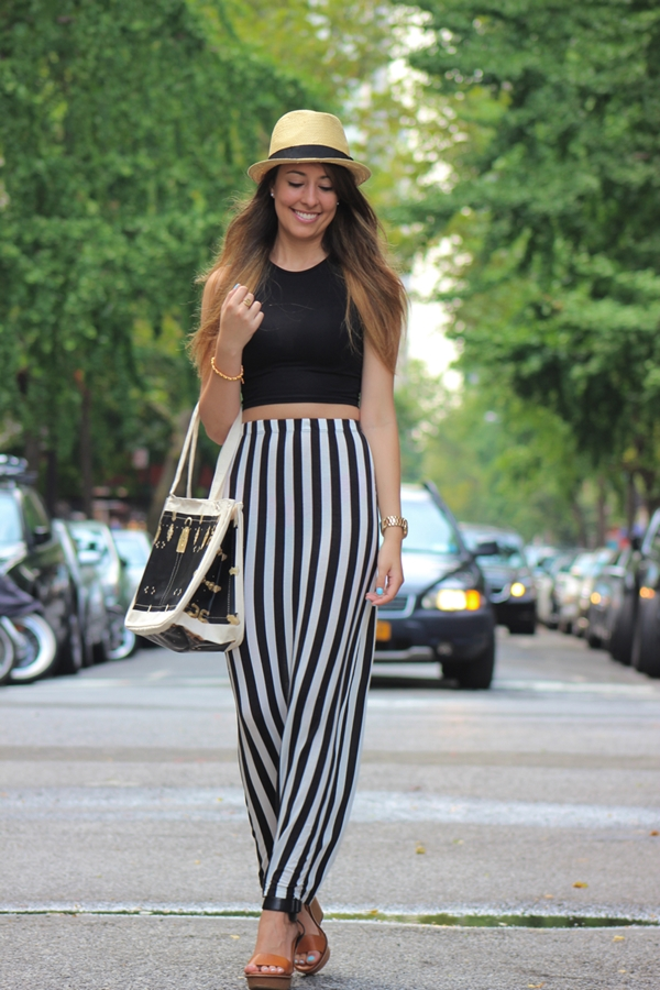 Must Try Skirt Outfits for summer 2016 - 4