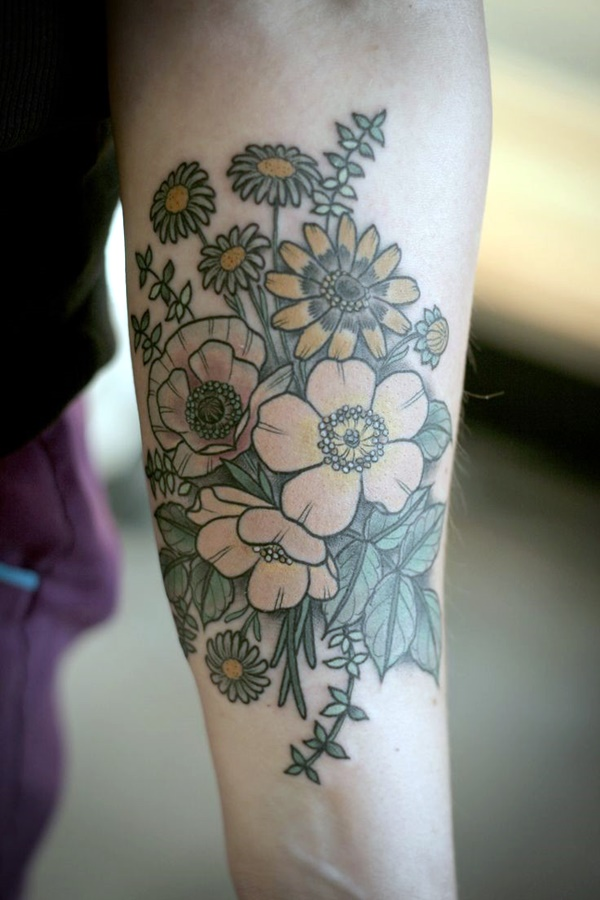 Noticable Arm Tattoo Designs For 2016 (29)