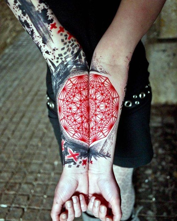 Noticable Arm Tattoo Designs For 2016 (9)