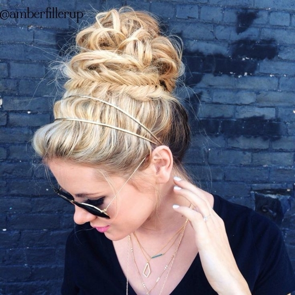 Simple and Sexy Hairstyle for Teen Girls -20