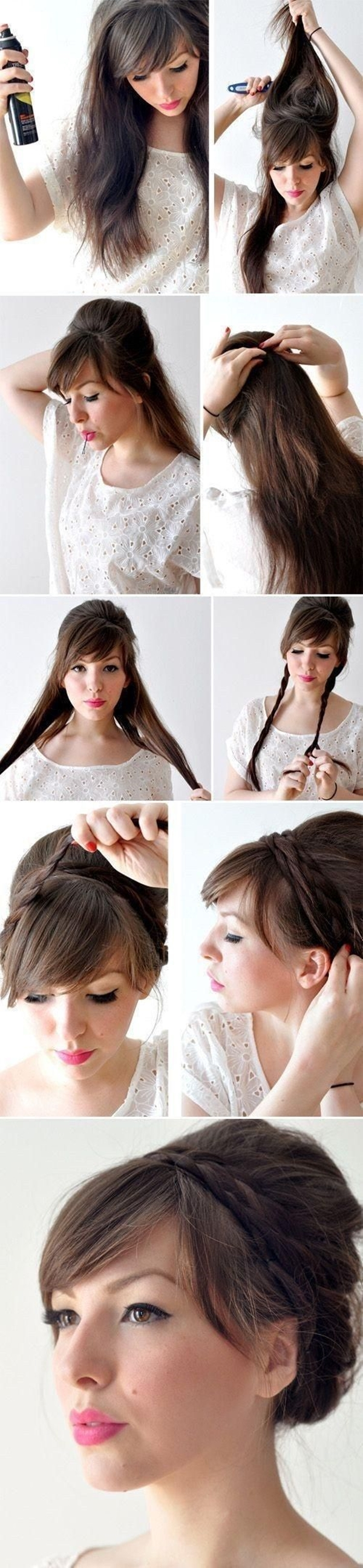 Simple and Sexy Hairstyle for Teen Girls -38