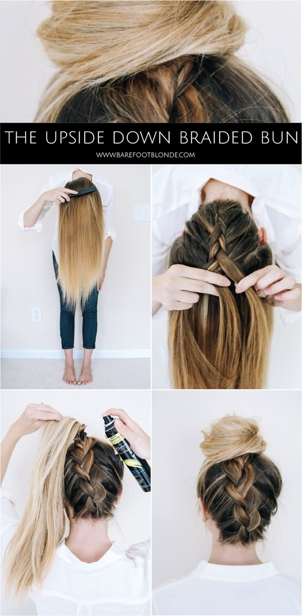 Simple and Sexy Hairstyle for Teen Girls -4