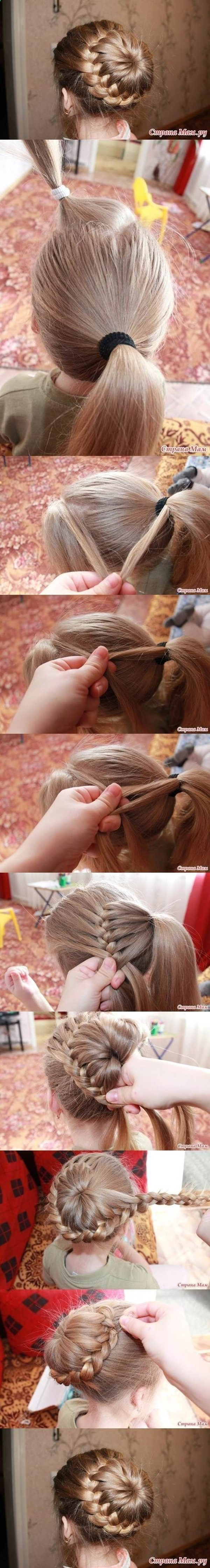 Simple and Sexy Hairstyle for Teen Girls -6