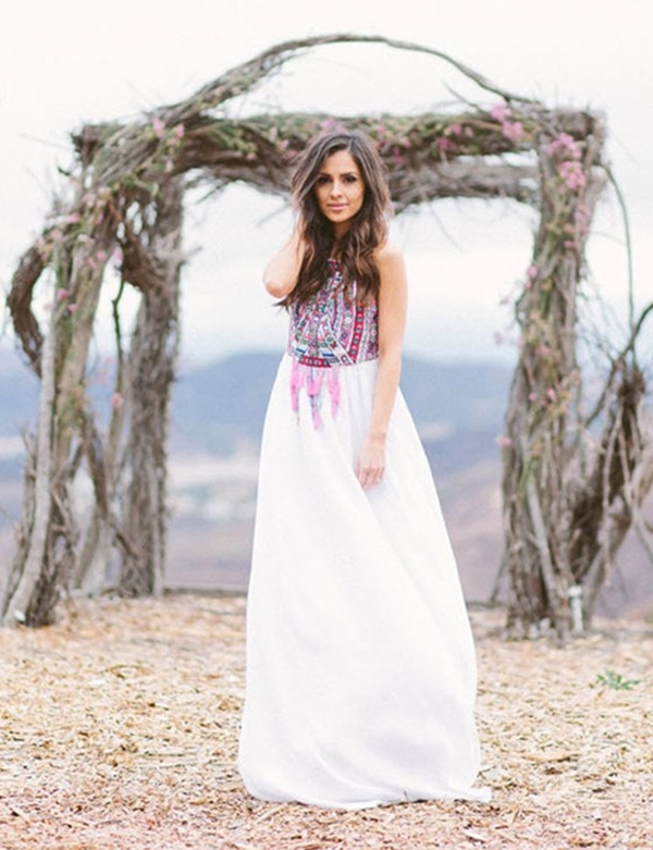 Worth Copying Boho Summer Outfits For 2016 -10
