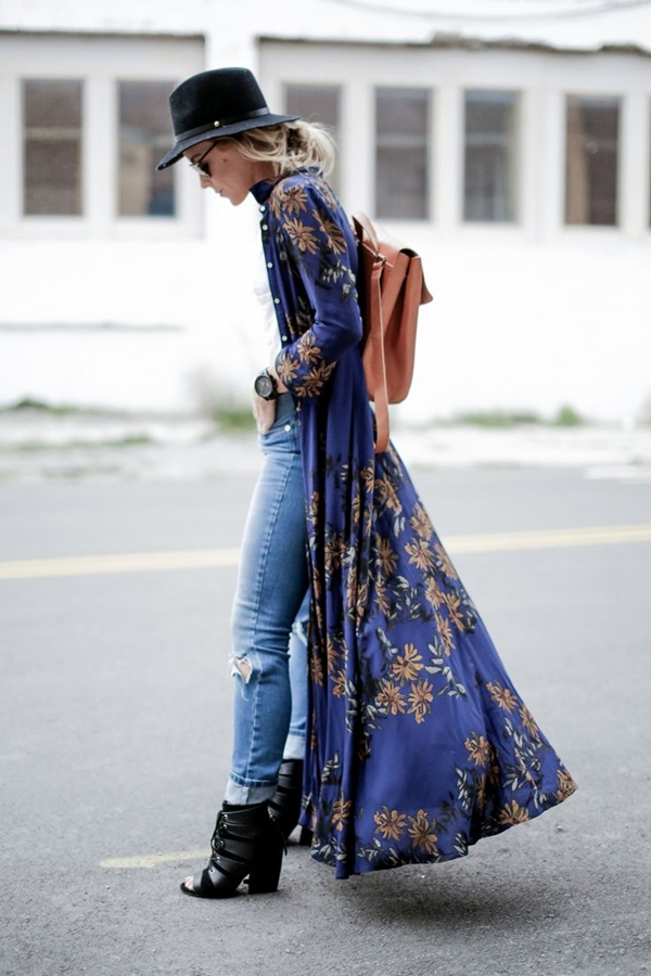 Worth Copying Boho Summer Outfits For 2016 -11