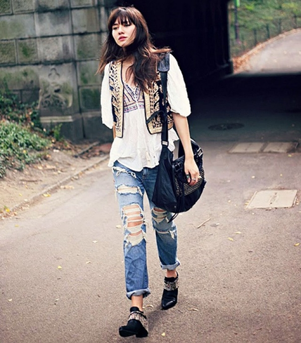 Worth Copying Boho Summer Outfits For 2016 -12.