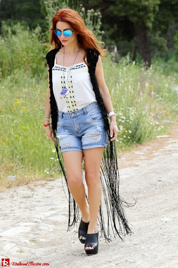 Worth Copying Boho Summer Outfits For 2016 -13