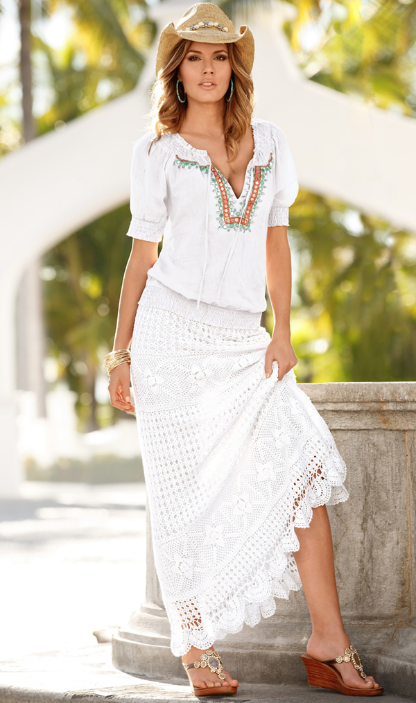 Worth Copying Boho Summer Outfits For 2016 -19
