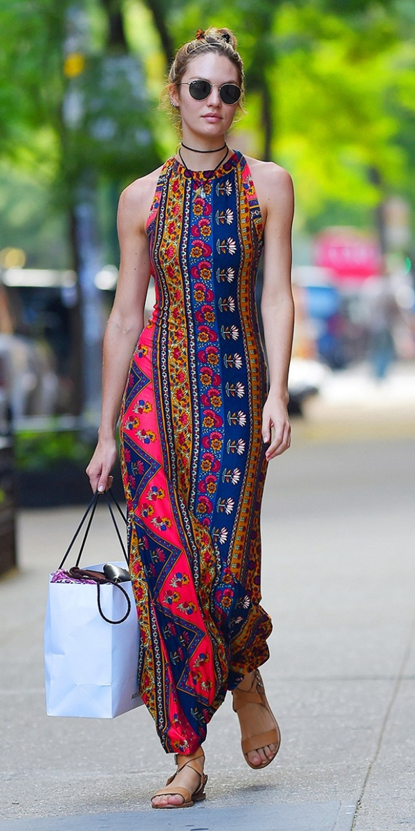 Worth Copying Boho Summer Outfits For 2016 -2