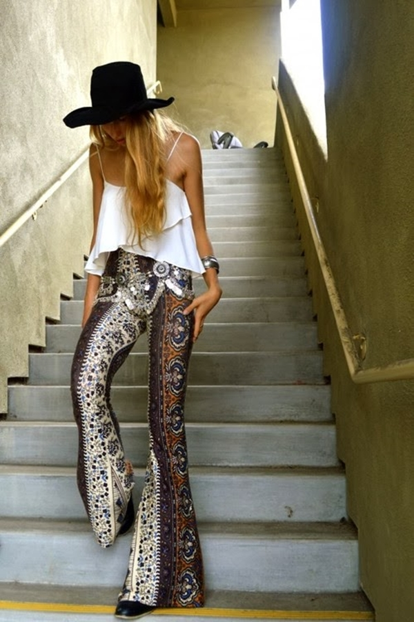 Worth Copying Boho Summer Outfits For 2016 -23