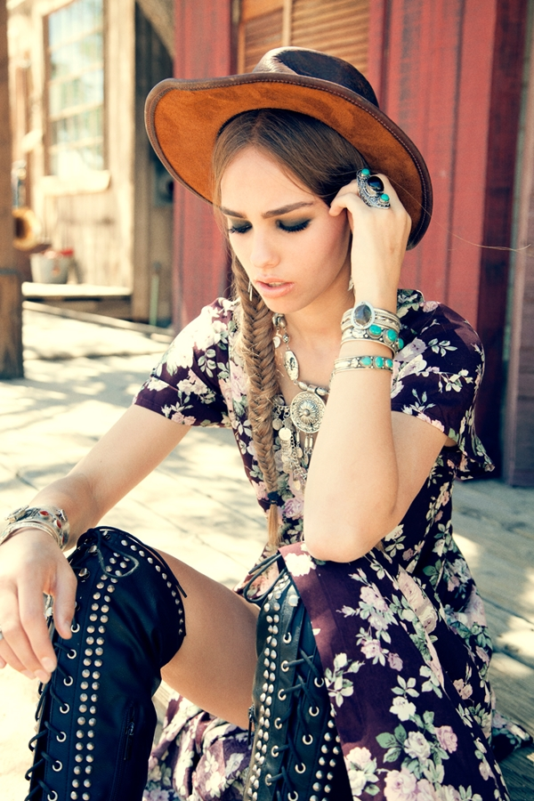 Worth Copying Boho Summer Outfits For 2016 -28