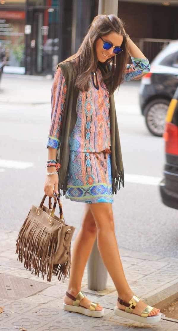 Worth Copying Boho Summer Outfits For 2016 -29