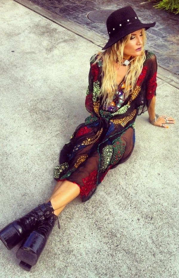 Worth Copying Boho Summer Outfits For 2016 -31