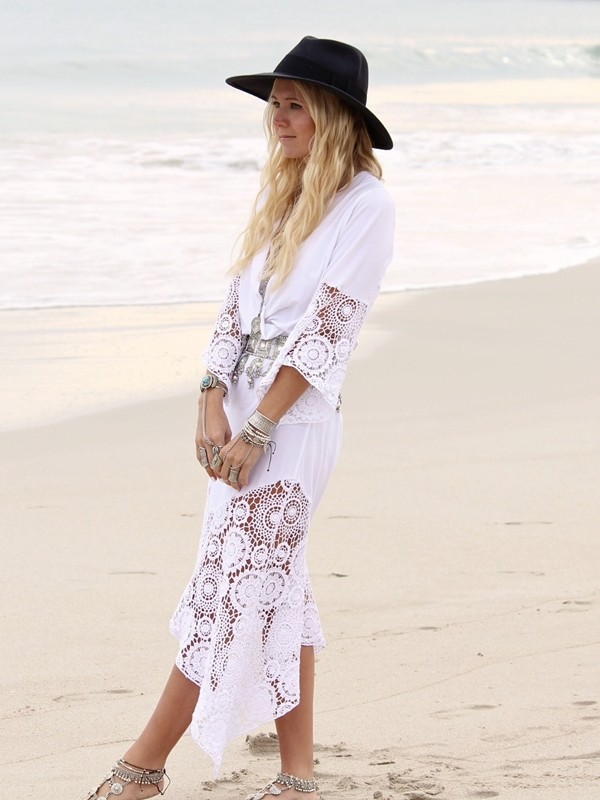 Worth Copying Boho Summer Outfits For 2016 - 6