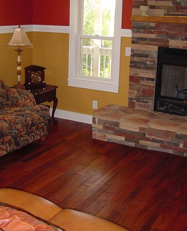 Perfect Wood Floor Ideas to upgrade your usual one0051