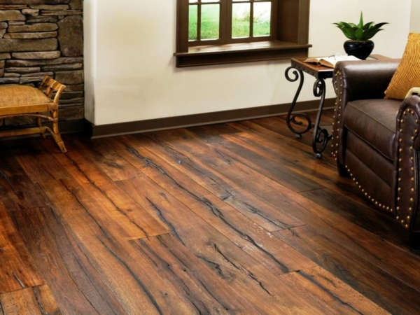 45 perfect wood floor ideas to upgrade your usual one for Wood flooring choices