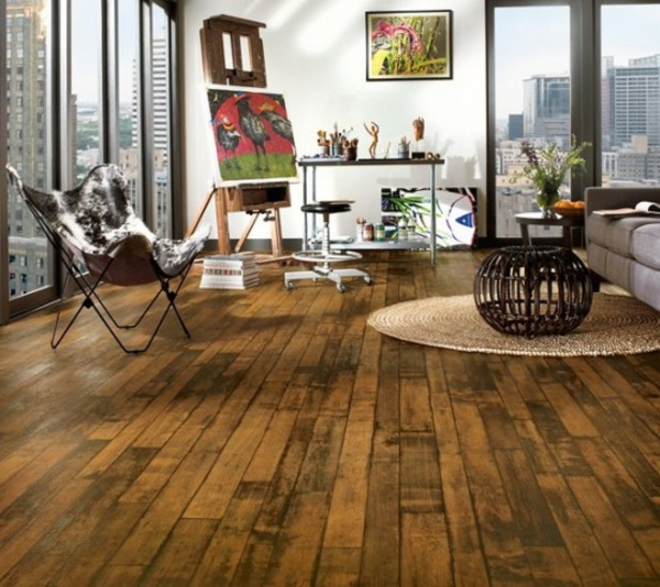 Perfect Wood Floor Ideas to upgrade your usual one0251
