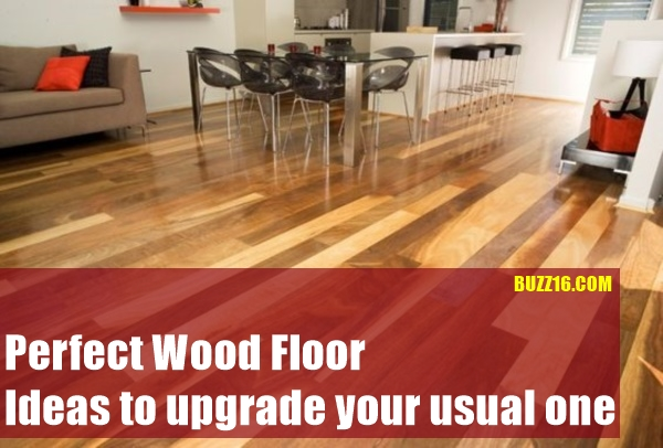 Perfect Wood Floor Ideas to upgrade your usual one0271